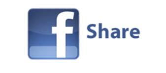 Facebook Share Button For Blogger