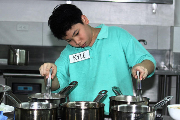 Kyle on winning Junior MasterChef It felt like a dream