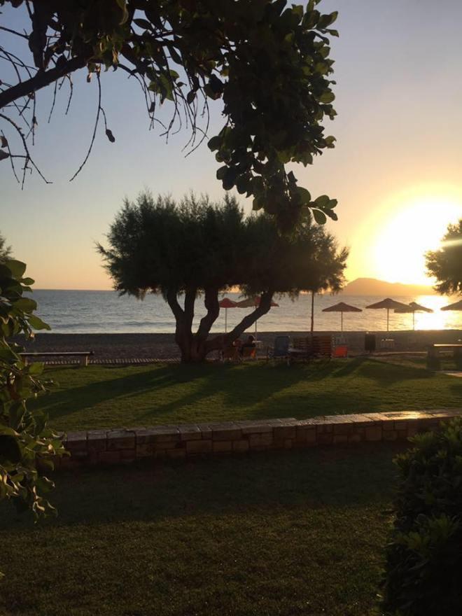 Sunrise-Crete