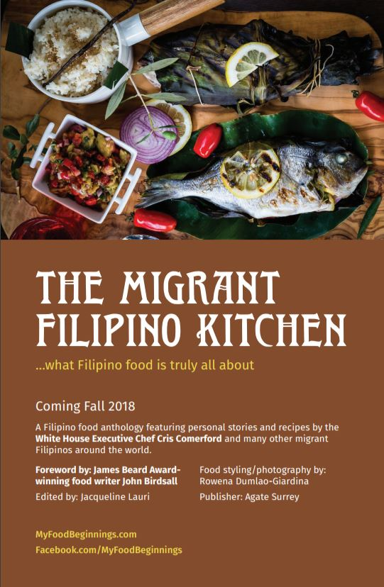 Migrant filipino food stories recipes get a book deal against all migrant filipino food stories recipes get a book deal against all odds my food beginnings forumfinder Images